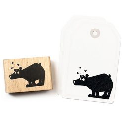 Stempel beer kuno von Brockel | Cats on Appletrees